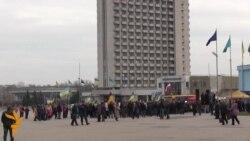 Опитування на сумському Майдані