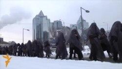 Kriza ekonomike në Kazakistan çon në protesta