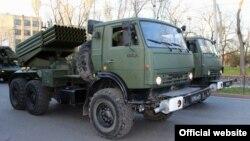 Российская военная техника в Крыму, архивное фото