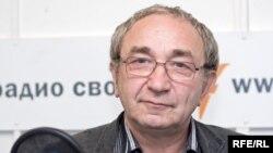 Арсений Рогинский, один из участников Четвертых Ходорковских чтений