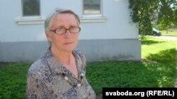 Раіса Юшкевіч выракам суду незадаволеная