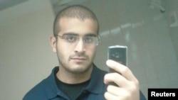 Омар Матин, опознанный как нападавший в клубе Pulse в Орландо.