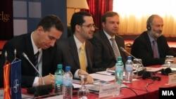 """Конференција на тема """"Регионални безбедносни динамики во Западен Балкан"""""""