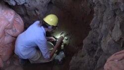 کشف اسکلت انسان نِئاندِرتال، در اقلیم کردستان عراق