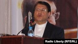 انوارالحق احدی رئیس جبهه ملی نوین افغانستان