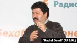Шокирҷон Ҳакимов