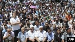 Besimtarët myslimanë, Prishtinë 24 qershor 2011