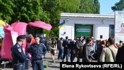 Киев 9 мая