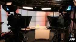 ATR telekanalnıñ studiyası