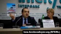 Симон Папуашвили и Бриджит Дюфур