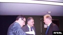 ԵԽԽՎ-ում հայաստանյան պատվիրակության ղեկավար Դավիթ Հարությունյանը: 22-ը հունիսի, 2009թ.