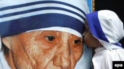 Portreti i Nënë Terezës