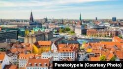 Копенхаген, Данска
