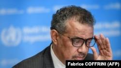 Tedros Adhanom Ghebreyesus, directorul Organizației Mondiale a Sănătății