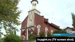 Biserica romano-catolică de la Tiraspol