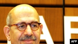 "IAEA chief Muhammad El-Baradei says Iran ""must reciprocate."""