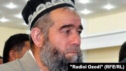 Зубайдуллоҳи Розиқ, донишманди тоҷик