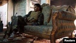 جنگ داخلی سوریه بیش از دو سال است که ادامه دارد