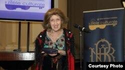 """Ida Haendel la București la Festivalul """"Celibidache 100"""""""