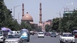 کابل ښار له ټاکنو یوه ورځ وروسته