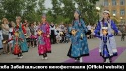 Открытие Забайкальского международного кинофестиваля