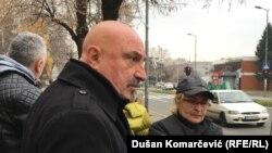 Sudsko veće nije doraslo ovom procesu: Goran Petronijević
