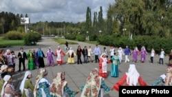 "Пермьдә ""Түгәрәк уен"" татар фольклоры фестивале"