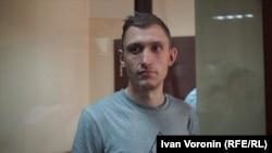 Константин Котов в суде