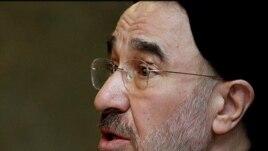 Former President Mohammad Khatami