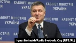 Interior Minister Arsen Avakov has been singled out by allies of President Petro Poroshenko in the past.