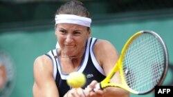 Jaroslava Švedova, teniserka porijeklom iz Rusije nastupa za Kazahstan