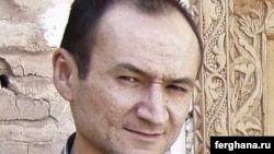 Джамшид Каримов – журналист и родной племянник ныне покойного первого президента Узбекистана Ислама Каримова