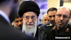 حسین دهقان وزیر سابق دفاع ایران و مشاور کنونی رهبر جمهوری اسلامی
