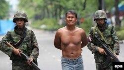 Противостояние в центре Бангкока между властями и оппозиционерами