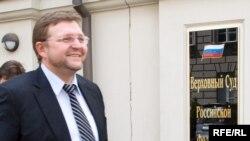 Никита Белых сам пришел поддержать иск СПС в Верховном суде
