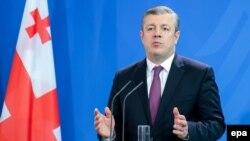 Грузинский премьер-министр Георгий Квирикашвили, председатель партии «Грузинская мечта» сегодня официально представил часть списка кандидатов в депутаты от правящей партии