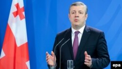 Վրաստանի վարչապետ Գիորգի Կվիրիկաշվիլի, արխիվ