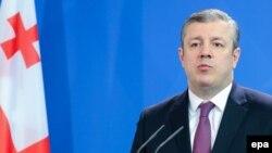 Грузия премьер-министрі Георгий Квирикашвили
