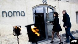 رستوران نوما در کپنهاگ برای چهارمین بار بهترین رستوران دنیا لقب گرفت.