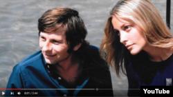 Roman Polanski və Sharon Tate
