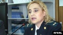 Valentina Bradu, procurorul raionului Dubăsari