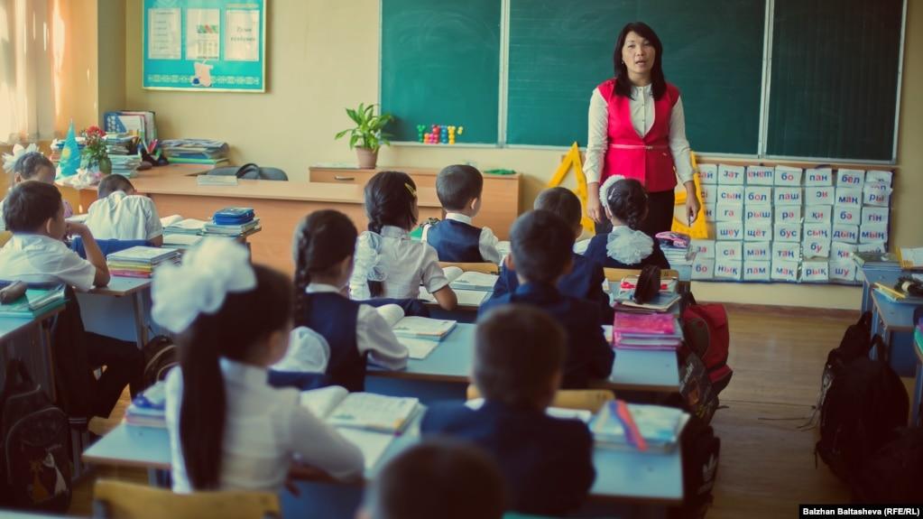 картинка учитель на уроке