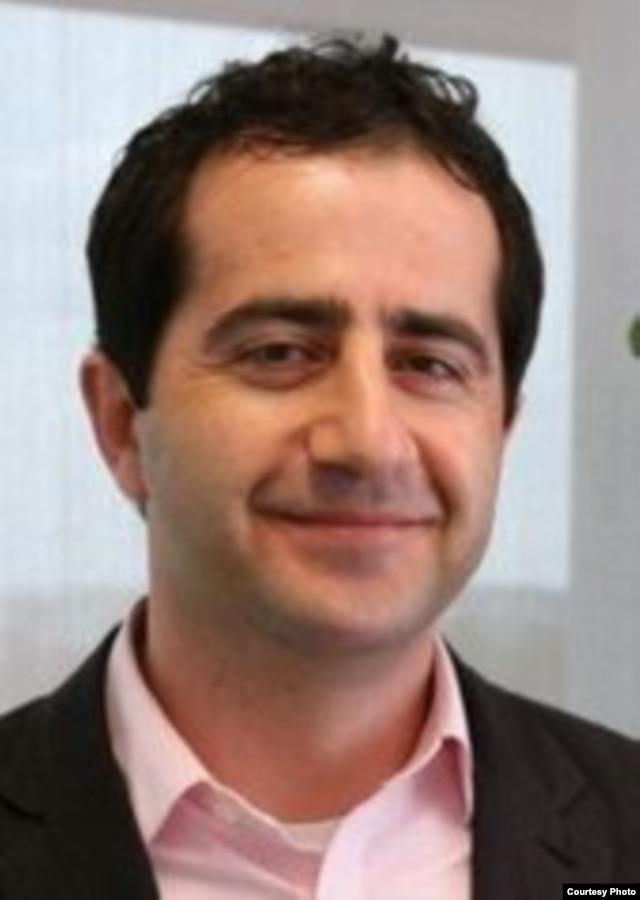Директор азербайджанской службы РС Кенан Алиев