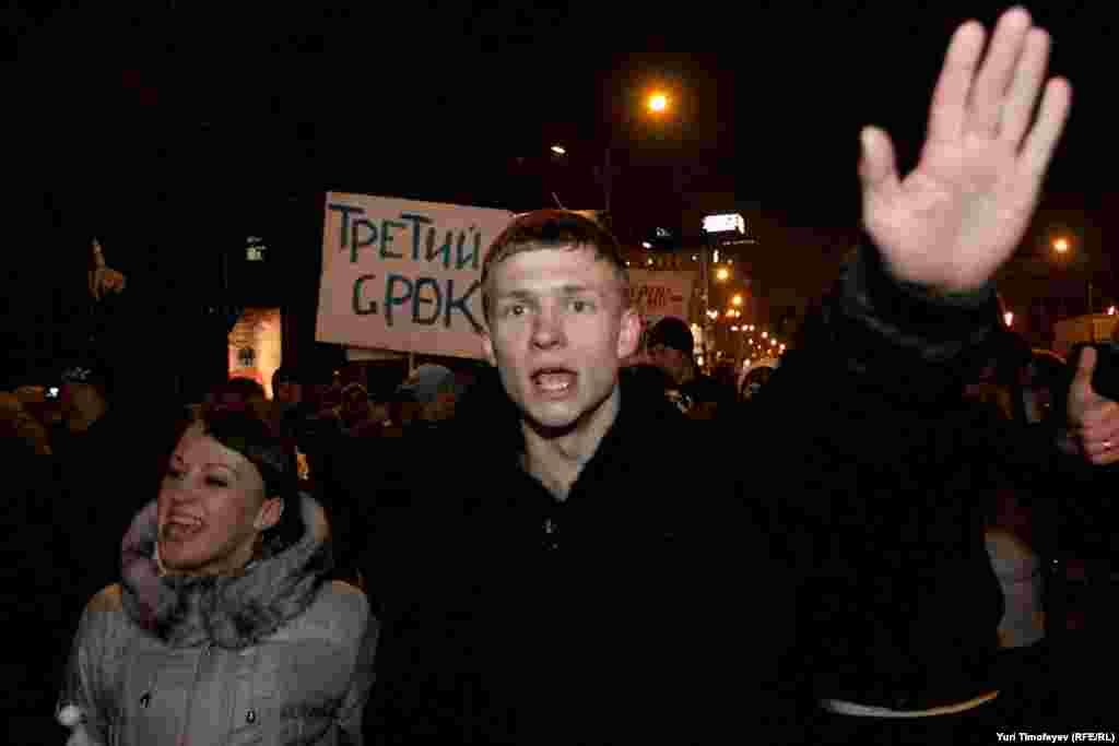 """""""Кто? Путин! Где? В России!"""""""