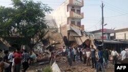 انفجار در رستورانی در شهر پِتلاواد در ۸۰۰ کیلومتری جنوب دهلی نو روی داد