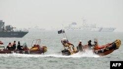 Во время поисково-спасательной операции 22 апреля