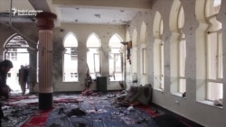 Kabul Shi'ite Mosque Targeted By Suicide Attack