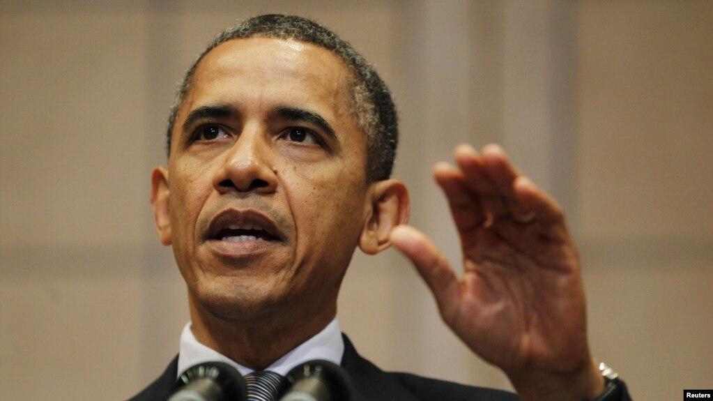 Обама активных гомосексуалистов