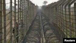 Кордон між Індією і Пакистаном