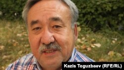 Адвокат Ғабдрашит Нұрманов. Алматы, 18 қыркүйек 2013 жыл.